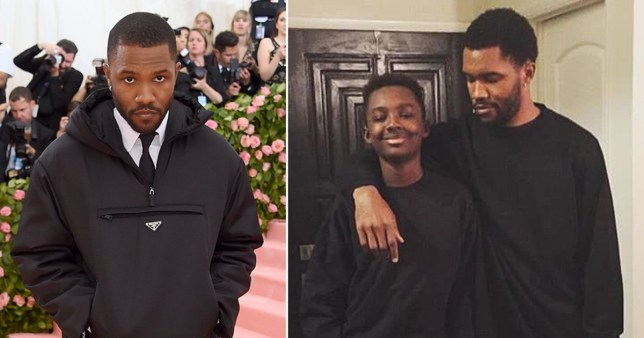 Frank Ocean Mourns Brother Killed In Fiery Crash