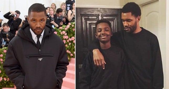 So Sad: Frank Ocean's Teen Brother Killed In Car Crash