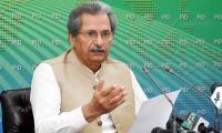 Shafqat Mahmood refutes 'false news' on schools remaining closed till October