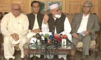 Rahbar Committee recommends Fazl's name to lead Pakistan Democratic Movement