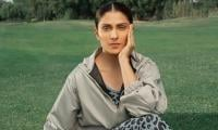 Ayeza Khan comes out in support of Palestine