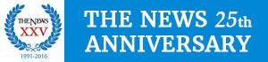 The News 25th Anniversary