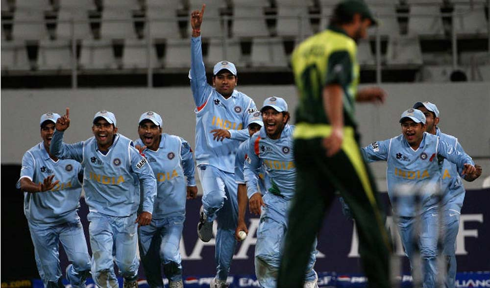 A billion viewers await as rivals India and Pakistan clash