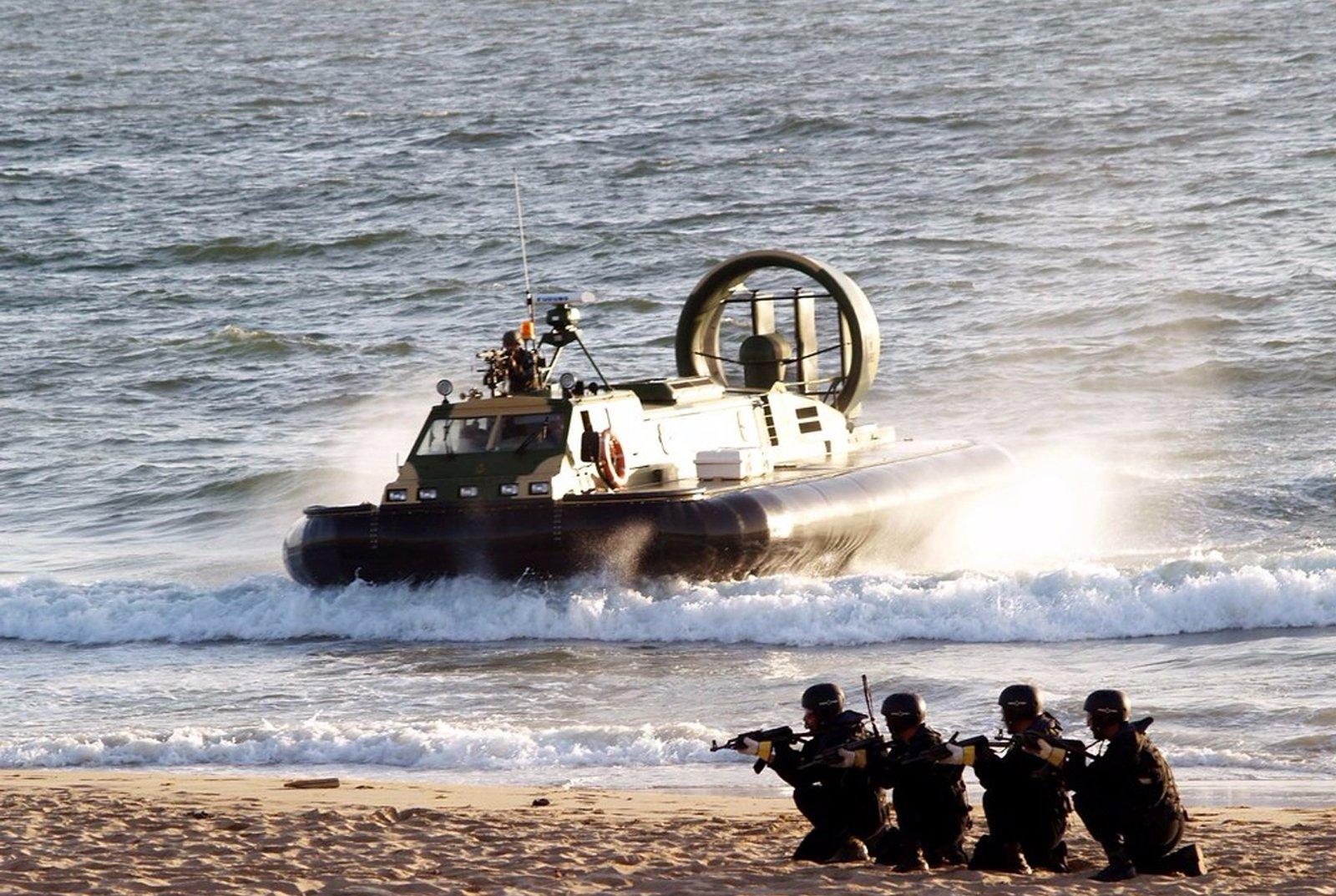 Pak Navy Marine work