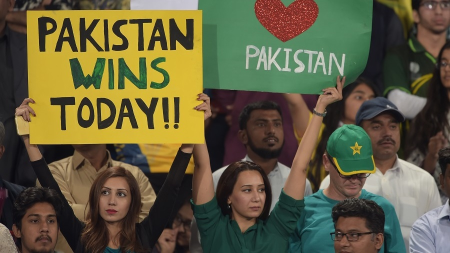 Pakistan wins