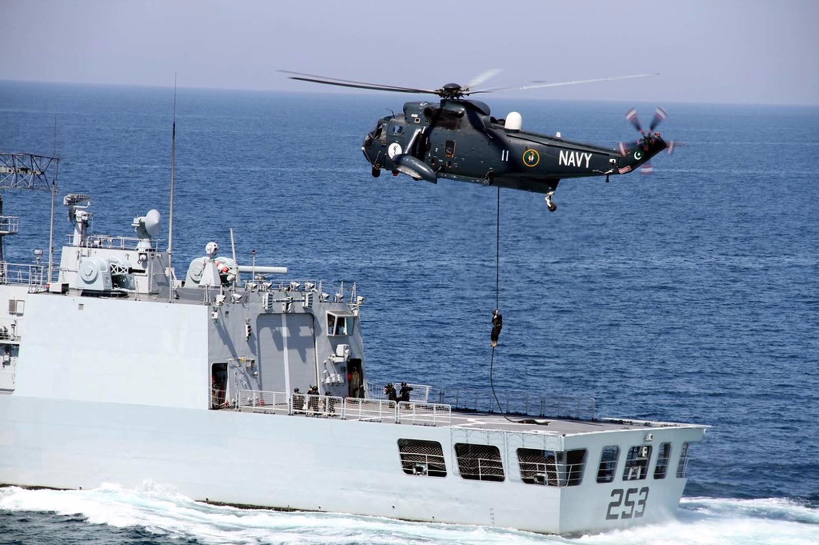 50 glorious years of Pakistan Navy's SSG | Pakistan | thenews.com.pk