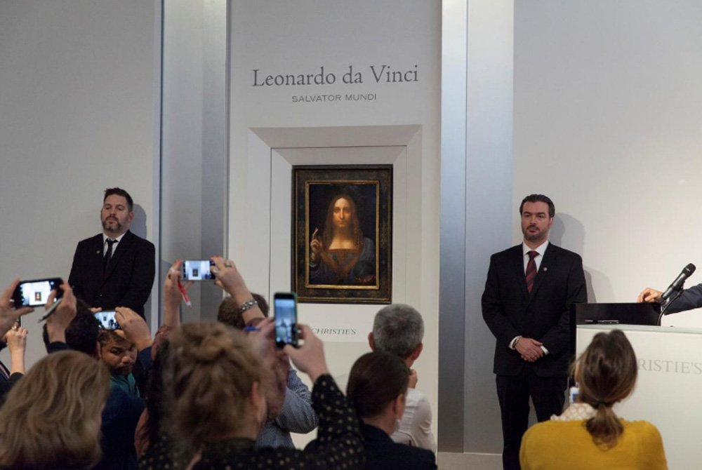 Da Vinci and Warhol Paintings Could Command $150 Million