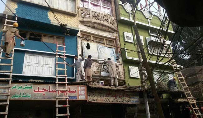 'Rang Do Multan' brings change in mood, environment ...