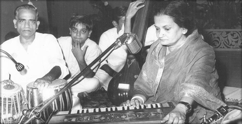 Begum Akhtar - Thumri