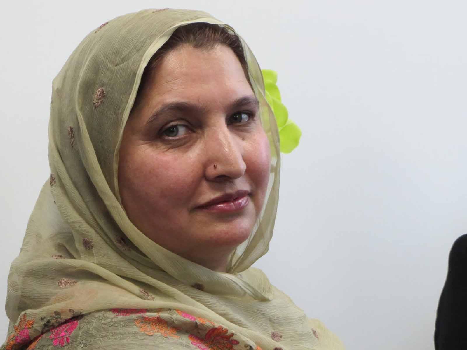 Η μητέρα της Μαλάλα, Τορ Πεκάι.