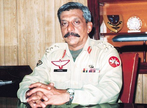 Major General Ameer Faisal Alavi