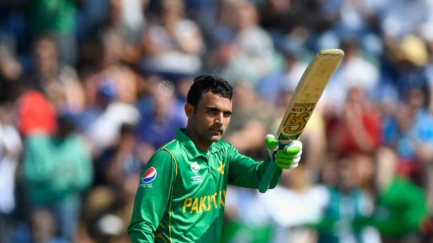 Fakhar Zaman, one of three debutants this tournament, has played key role in Pakistan