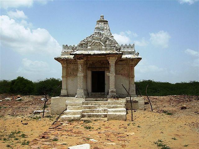 Nagarparkar Cultural Landscape