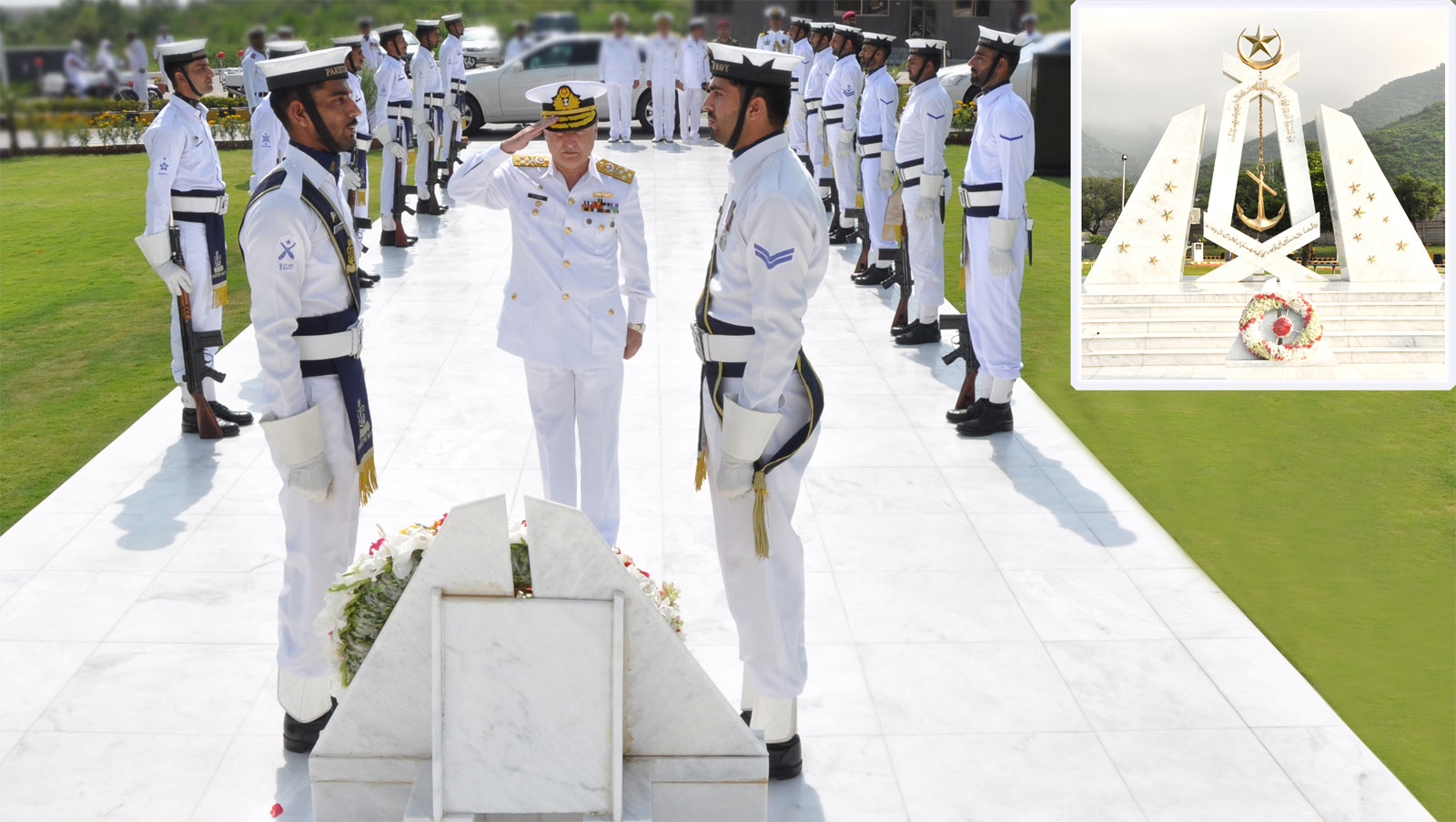 New Chief of Naval Staff takes charge as Admiral Zakaullah retires