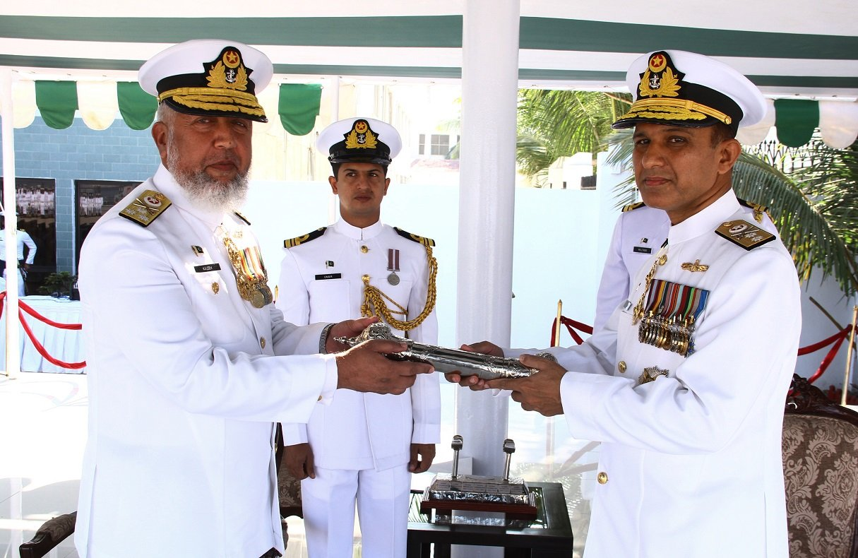 Pakistan Navy high level transfers, postings made