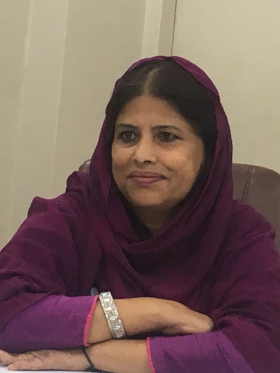 Shahnaz Ather