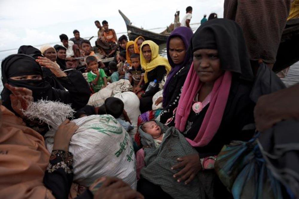 Myanmar beauty queen dethroned ´after posting Rohingya video