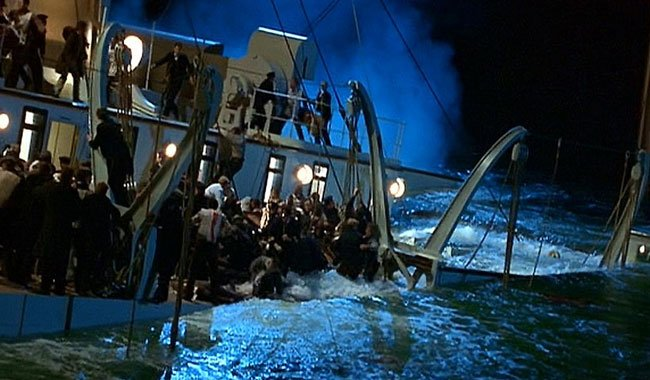 Fire played greater role than ice in the Titanic sinking ...