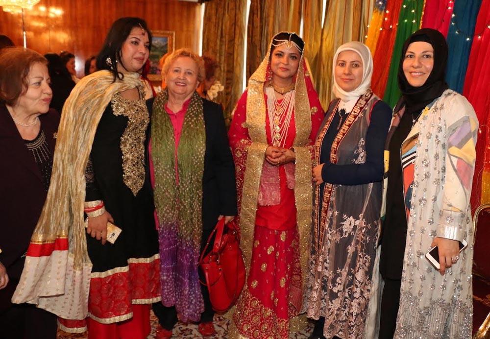 Mehndi Ceremony Dress For Bride : Traditional pakistani wedding culture showcased at ankara