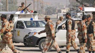 Rangers arrest May 12 carnage accused