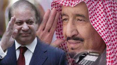 PM offers to send Pak Army troops to Saudi Arabia