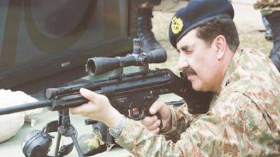 Army chief's role has strengthened democracy