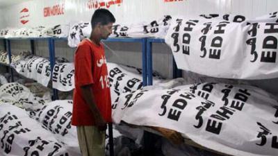 Heatwave, loadshedding kill 238 more in Karachi