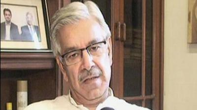 Two ex-ISI chiefs pushed anti-govt London Plan of sit-in: defence minister