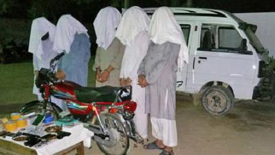Terror plot on Independence Day in Karachi foiled