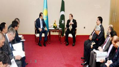 Kazakhstan shows willingness to join CPEC project