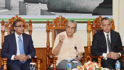 No appropriate laws made to curb corruption: CJ