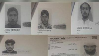 Five PAF Badaber Camp attackers identified