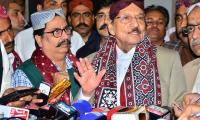 Let's see whether MQM backs Rangers' powers: Sindh CM