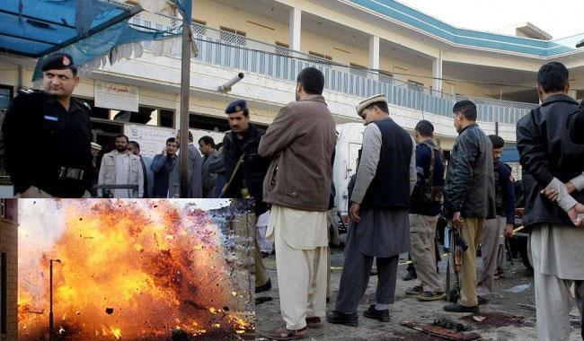 26 killed in blast outside Nadra office in Mardan
