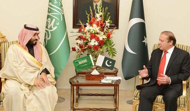 Pakistan urges for a Saudi-Iran line of communication