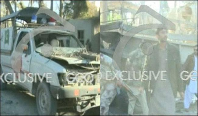 Three FC men among nine killed in Quetta suicide attack