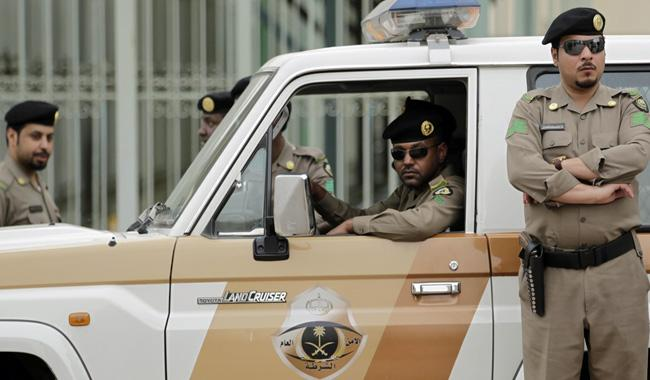 Attacker shoots six dead at offices in Saudi Arabia
