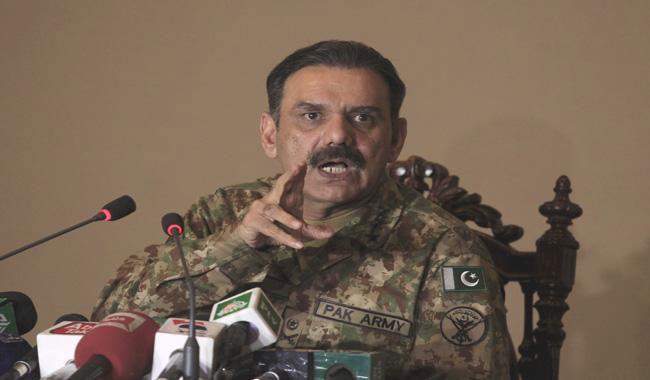 Al-Qaeda, LeJ, TTP nexus broken in Karachi: ISPR