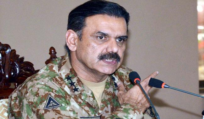 DG ISPR says no terrorist outfit, including Daesh, can survive in Pakistan