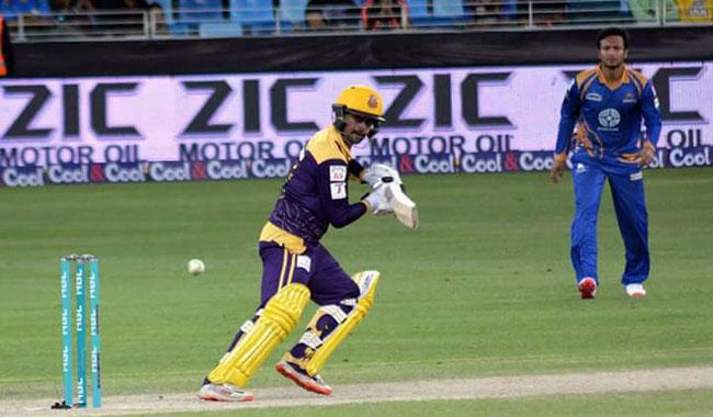Quetta thump Karachi to seal playoff spot