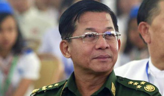 Myanmar army chief to get five-year extension