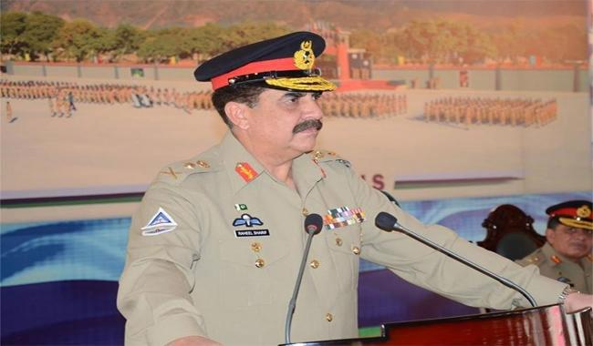 Two generals, three brigadiers, colonel removed for corruption