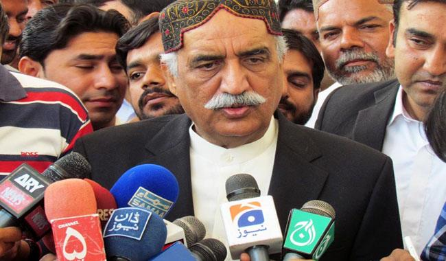 Assets of Khursheed Shah almost  doubled in one year