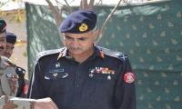 Major-Gen Ejaz was removed from service in 2015