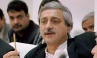 Top auditor's report says somethingdifferent about PTI's Tareen