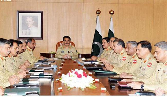 Combing operations against terrorists' sleeper cells approved