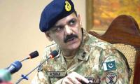 DG ISPR confirms six army officers punished