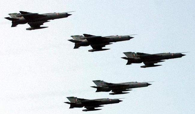 Indian Air Force in focus