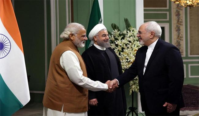 Iran, India, Afghanistan ink trade route among 12 accords