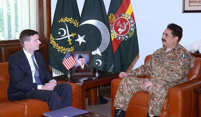Drone attacks detrimental to Pak-US ties, says COAS
